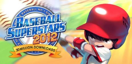 Poster Baseball Superstars® 2012