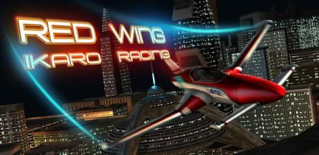 Poster Red Wing Ikaro Racing