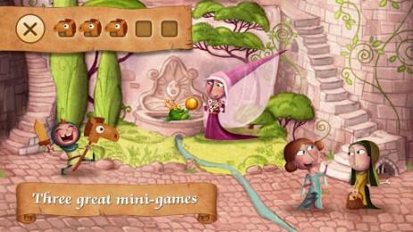 Скриншот Karl's Castle – сказочный замок