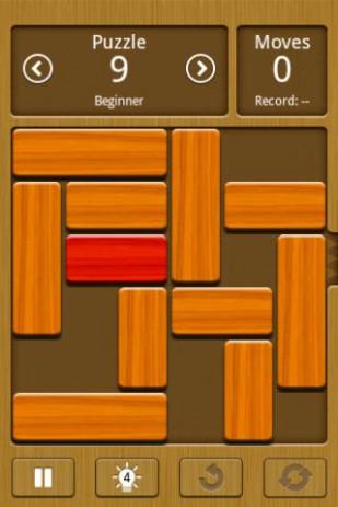 Скриншот Unblock Me FREE - Игра на перемещение блоков
