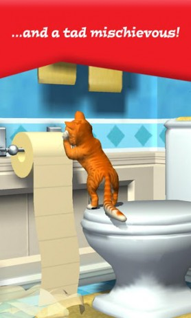 House Pest: Fiasco the Cat | Android