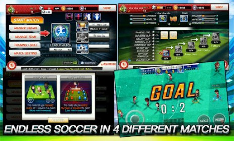 Soccer Superstars 2012 – суперзвездный футбол | Android