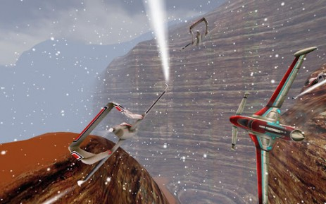 Скриншот Red Wing Ikaro Racing – пилотируй на самолете