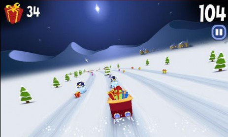 Скриншот The Best Christmas Game Ever – приключения Деда Мороза