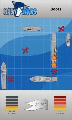 Navy Wars - Морской бой | Android