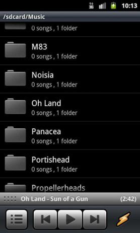 Winamp - музыкальный плеер | Android