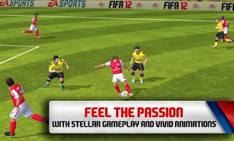 Скриншот FIFA 12 by EA SPORTS