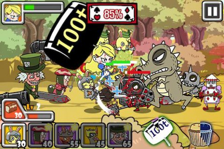 Скриншот Alice Defence