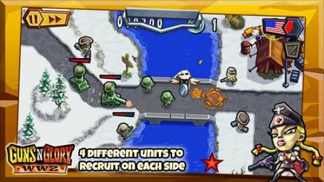 Скриншот Оружие и слава: Вторая Мировая