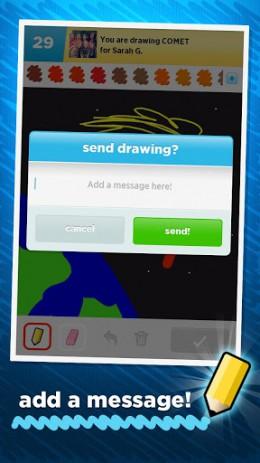 Скриншот Draw Something – угадывайте что нарисовано