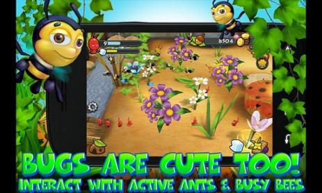 Скриншот Bug Village – деревня букашек
