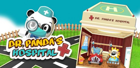Poster Dr. Panda's Hospital