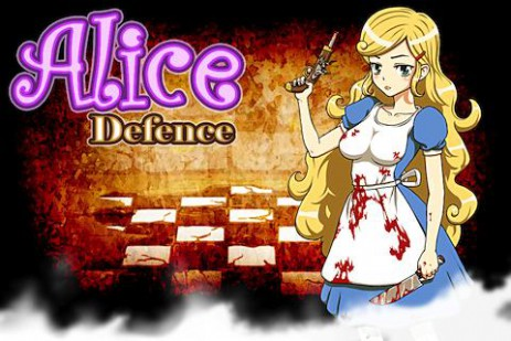 Poster Alice Defence