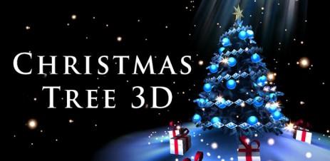 Christmas Tree 3D - рождественская елка в 3D - thumbnail