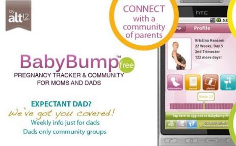 """Poster <span lang=""""ru"""">BabyBump Pregnancy Pro</span>"""