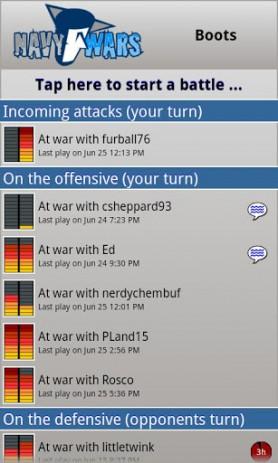 Скриншот Navy Wars – Морской бой