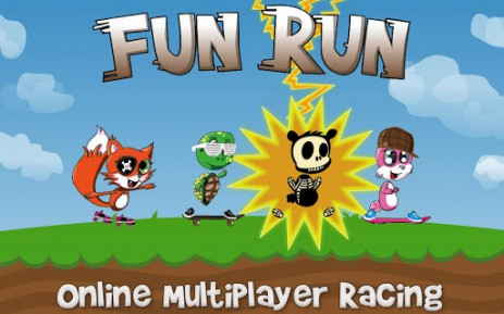 Скриншот Fun Run – Multiplayer Race