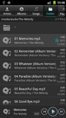 Скриншот jetAudio Plus – музыкальный проигрыватель