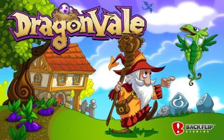 Скриншот DragonVale – долина драконов