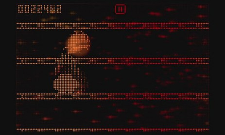 Скриншот бегай, прыгай и стреляй
