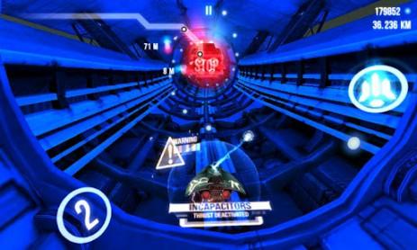 Скриншот Busted! – неземной корабль