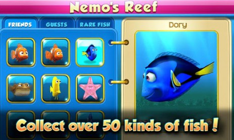Nemo's Reef | Android
