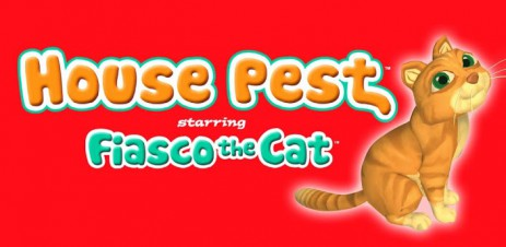 House Pest: Fiasco the Cat - thumbnail