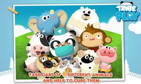Скриншот Dr Panda's Hospital – доктор Панда