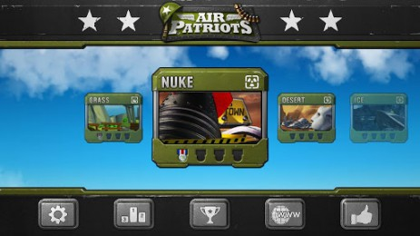 Air Patriots - воздушный десант | Android