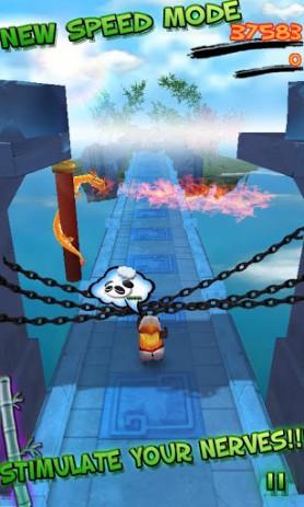 Panda Run - беги панда! | Android