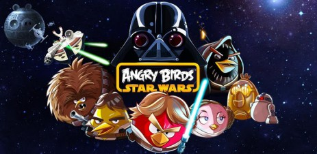 Poster Angry Birds Star Wars