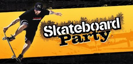 Poster Mike V: Skateboard Party