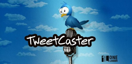 Poster TweetCaster for Twitter