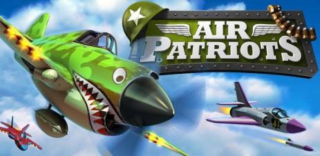 Poster Air Patriots