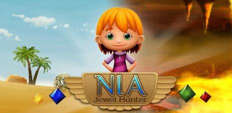Poster Nia: Jewel Hunter – охота за алмазами