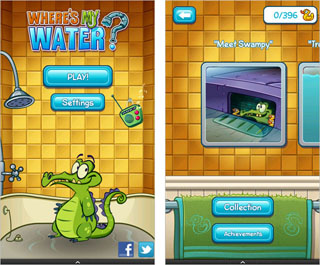 Скриншот Крокодильчик Свомпи