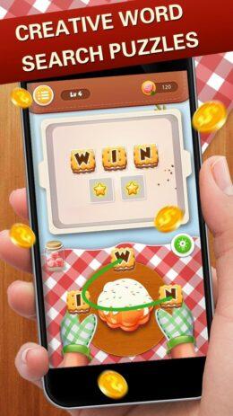 Скриншот Word Cookies Puzzle